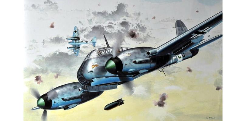 ドイツ空軍 爆撃機