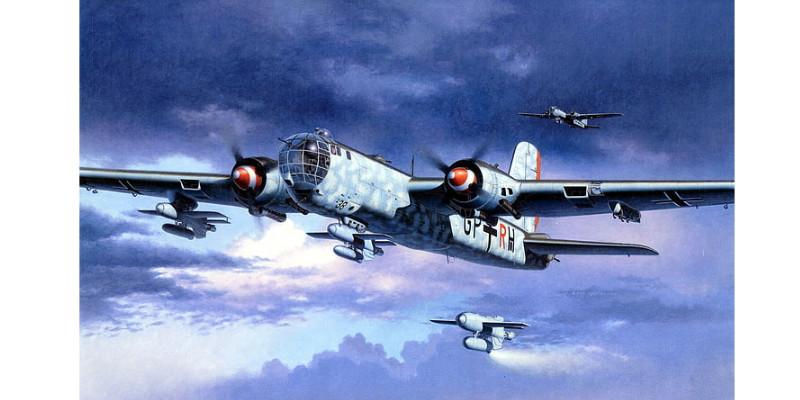 第二次世界大戦、 航空機
