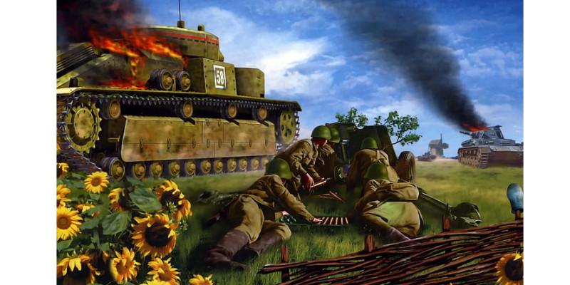 ソ連軍 戦車 東部戦線