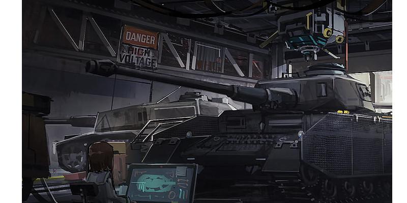 ガールズパンツァー 4号戦車