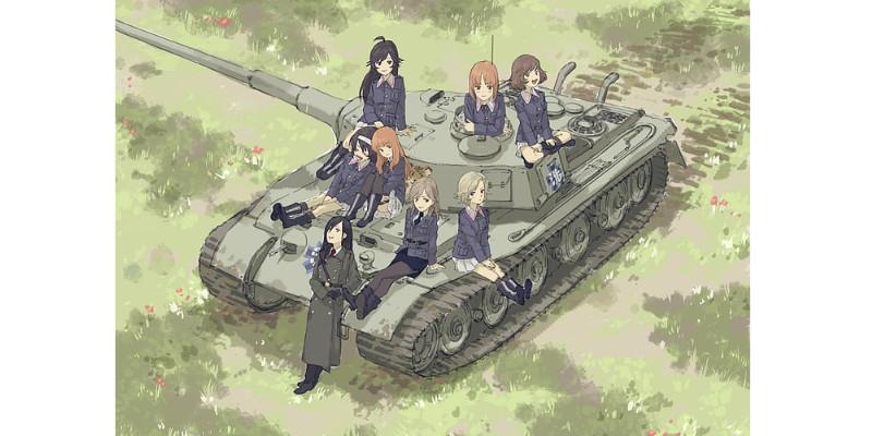 ガールズパンツァー ドイツ戦車