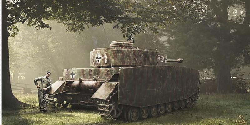 第二次世界大戦 ドイツ戦車