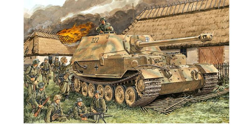 第二次世界大戦 戦車