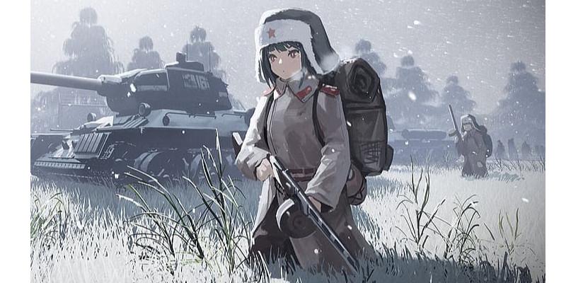 ソ連軍 ソ連兵 戦車