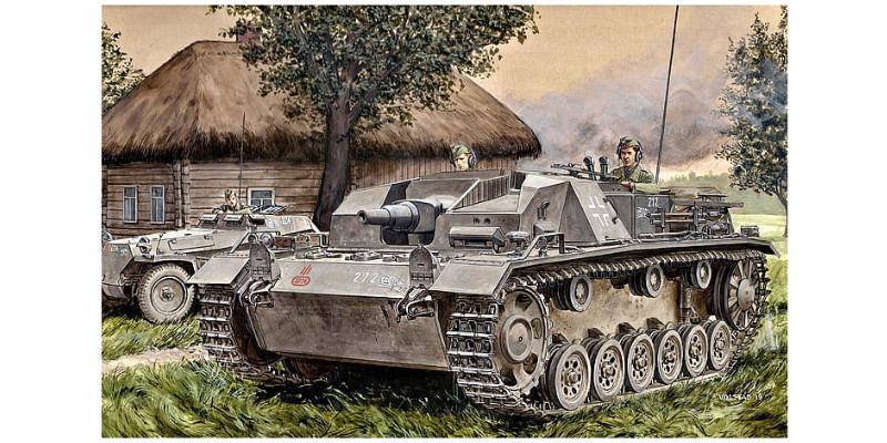 ドイツ軍 3号戦車