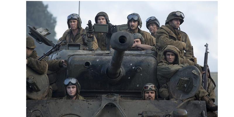 第二次世界大戦 戦車 Fury