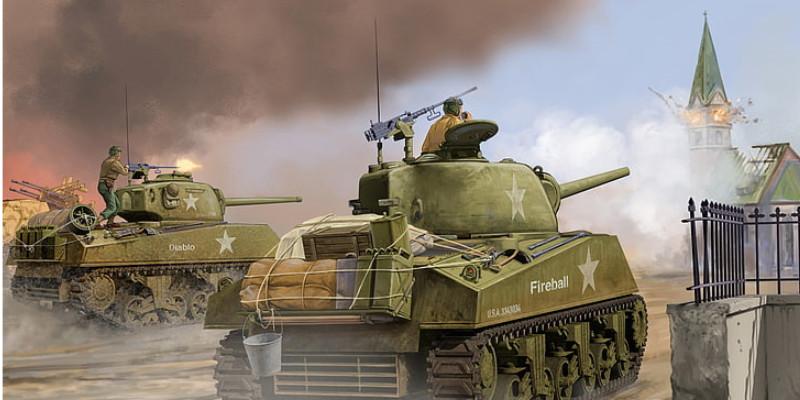 M4 シャーマン 第二次世界大戦 戦車