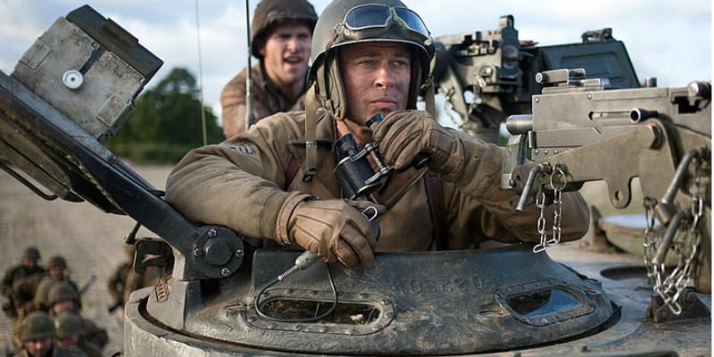 シャーマンM4 戦車 Fury